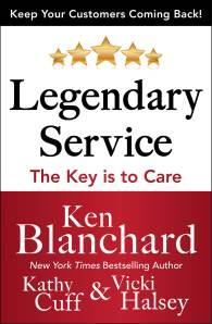 Legendary Service Book Cover