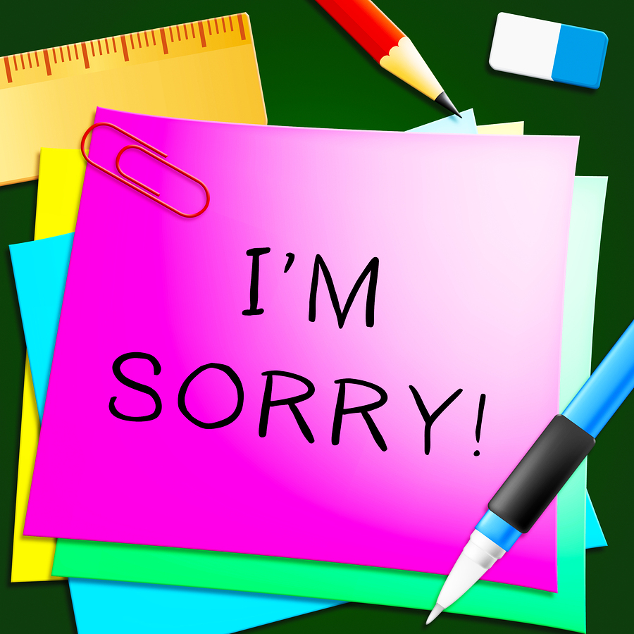 Sorry: Conversations On Leadership With Ken Blanchard